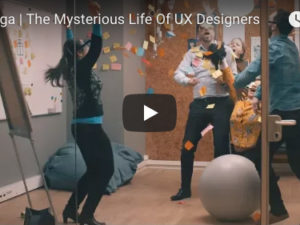 The Mysterious Life Of UX Designers